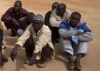O abandono dos imigrantes irregulares detidos na Líbia