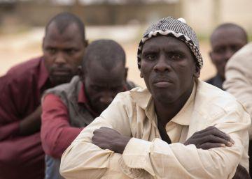El abandono de los sin papeles en Libia