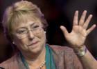 El verano le sienta bien a Bachelet