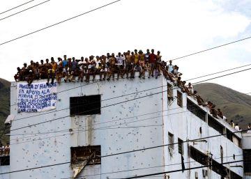 El Gobierno de Venezuela desaloja el penal de Margarita