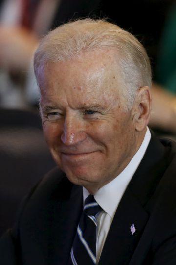 Joe Biden este jueves en Ciudad de México.