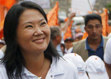 Keiko Fujimori lidera las encuestas en Perú