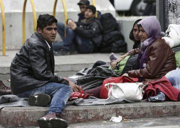 Los países de la ruta balcánica solo dejarán pasar a 580 migrantes diarios