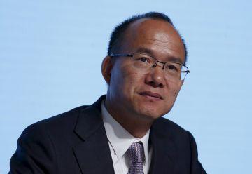 El multimillonario Guo Guangchang.