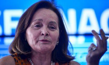 """Marta Lagos: """"Não se trata de esquerda e direita, as pessoas vão contra as elites"""""""