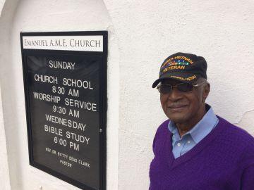 Bob Sanders, miembro de la iglesia