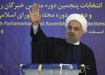 Dos de los tres ayatolás ultras quedan fuera de la Asamblea de Expertos iraní