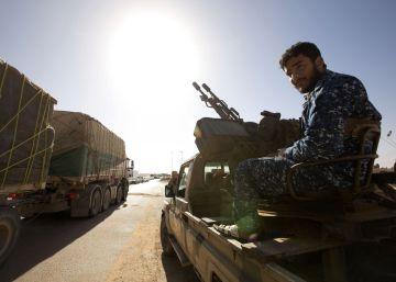 Trípoli, el reino de tres brigadas asediado por el ISIS