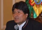 """Evo Morales: """"Fico com o menino, não tenho problema"""""""