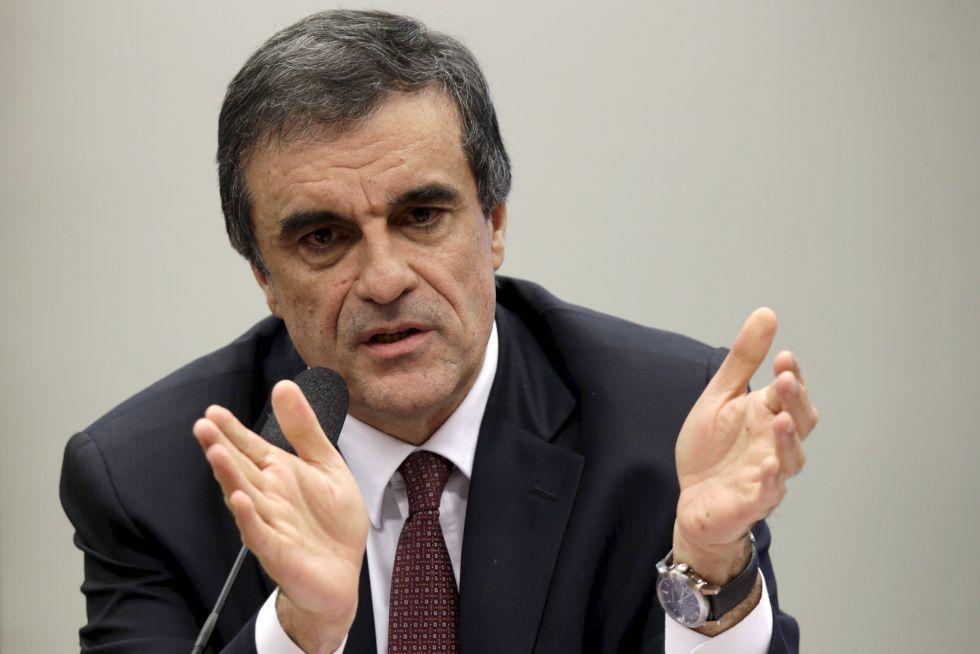 El ahora exministro de Justicia brasileño, José Eduardo Cardozo, en julio de 2015.