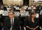 El kirchnerismo retrocede en el Congreso argentino