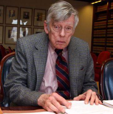 El juez Thomas Griesa, en una imagen de 2010.