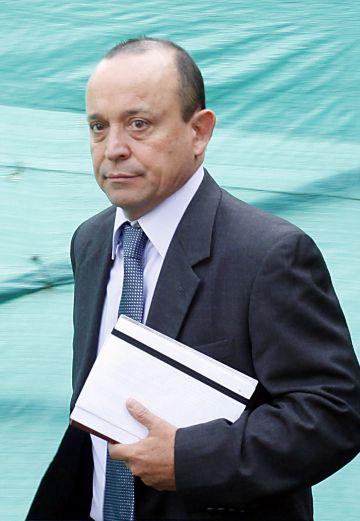 Santiago Uribe, detenido por la Fiscalía de Colombia.