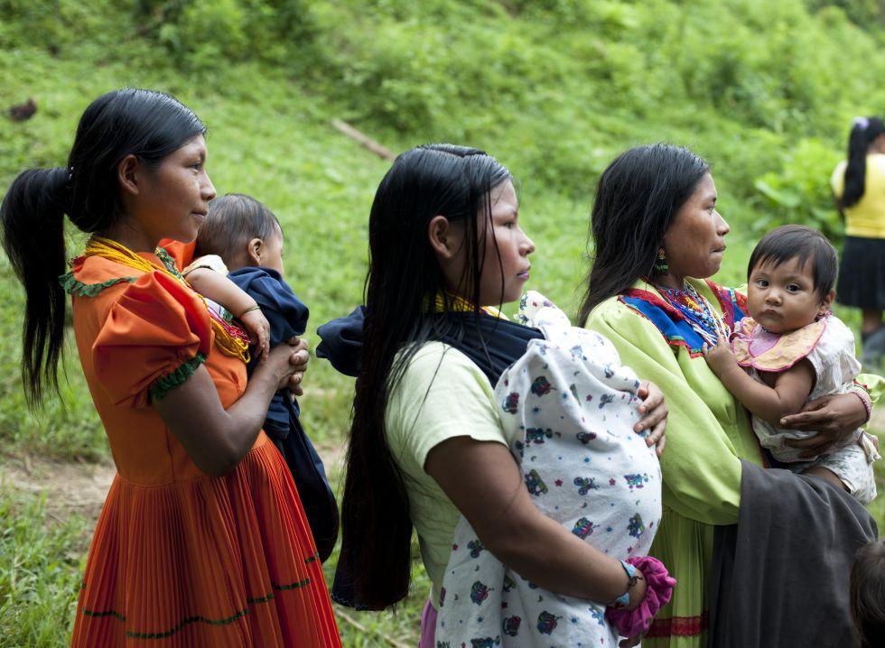 Día de la Mujer en Colombia