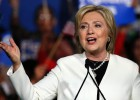 Clinton abre la lucha por el voto de los seguidores de Trump