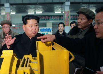 Corea del Norte responde a las sanciones con el lanzamiento de misiles