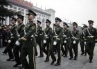Pekín contiene su gasto militar en plena desaceleración económica