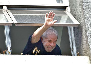 El 'caso Lula' pone a prueba la democracia brasileña