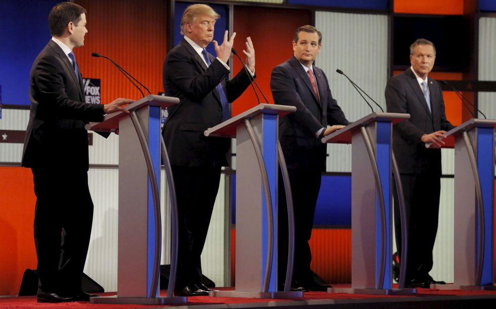 Debate electoral de Detroit