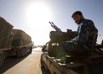 Cinco fragmentos de Libia, un país roto