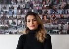Somayeh Zarifie, en espera de una nueva vida en Alemania