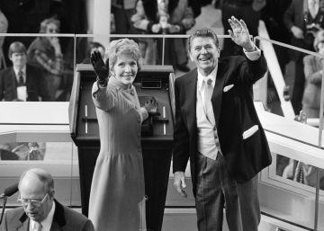 Muere Nancy Reagan