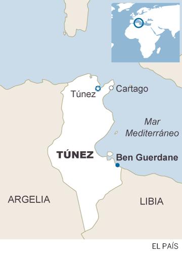 53 muertos en choques entre el Ejército tunecino y yihadistas