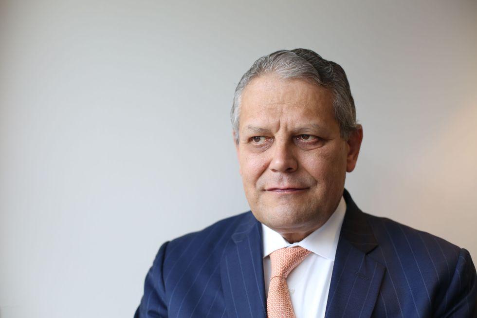 Luis Robles Miaja, presidente BBVA-Bancomer.