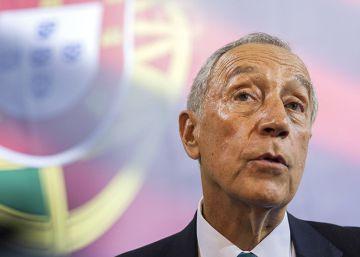 """El nuevo presidente de Portugal promete combatir """"la corrupción, el clientelismo y el nepotismo"""""""