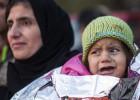 Macedonia cierra su frontera con Grecia y bloquea la ruta balcánica