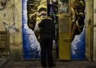 El arte callejero se abre paso en el viejo mercado judío de Jerusalén