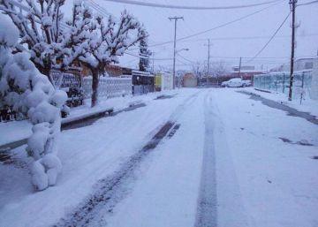 ¿Nieve en la Ciudad de México?