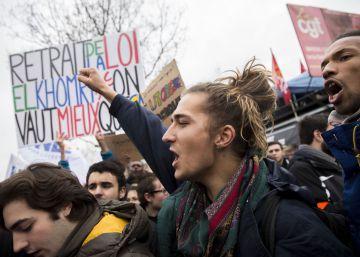 El Gobierno francés empieza a ceder ante la protesta contra la reforma laboral