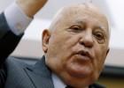 """Gorbachov: """"Reprocho a Putin la lentitud del proceso democrático"""""""