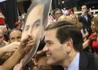 El candidato Marco Rubio languidece
