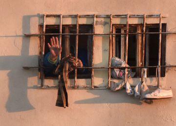 Bolsos de lujo que rehabilitan presos