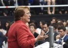 Una nueva Bachelet, de la moderación a la decisión