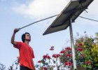 Paneles solares: luz para miles de latinoamericanos
