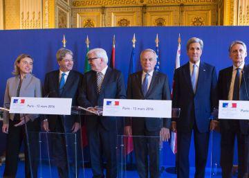 Régimen y oposición vuelven a negociar el fin de la guerra en Siria