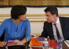 Valls presenta a los sindicatos una reforma laboral edulcorada