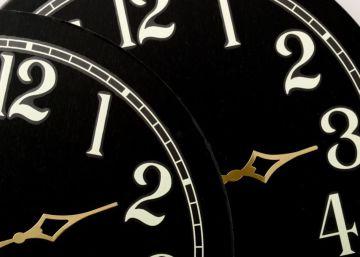 Los relojes enloquecen en Chile