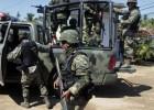 Cinco marinos mexicanos son juzgados por desaparición forzada