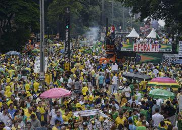 La periferia São Paulo, la desilusión de quienes callan
