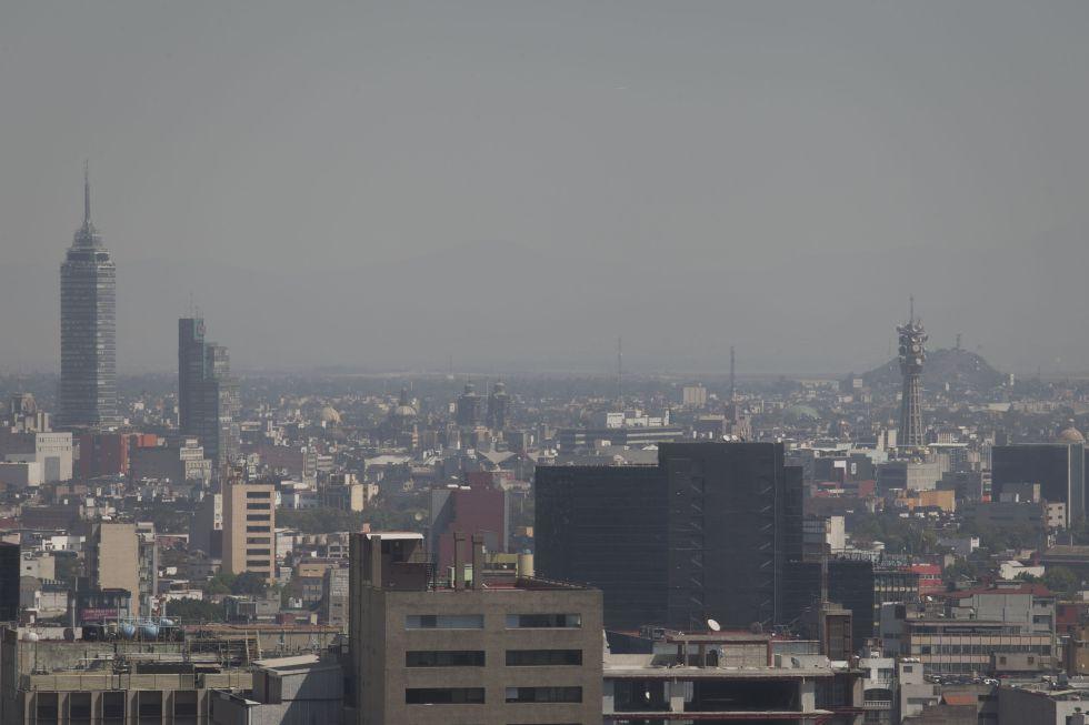 contingencia ambiental en México