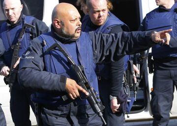 Fallece un sospechoso tras una redada antiyihadista en Bruselas