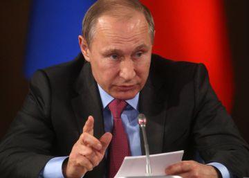 Rusia usa el trampolín sirio para volver al mundo