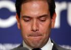 EN VIVO | Rubio suspende su campaña tras perder en Florida