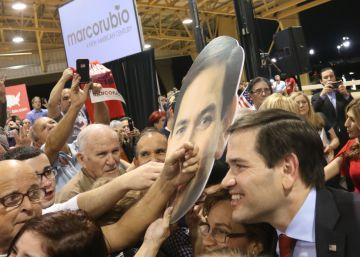 Marco Rubio despierta del sueño