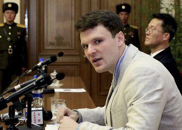 Corea del Norte condena a 15 años de trabajos forzados a un estudiante estadounidense