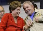 """Rousseff, a Lula: """"Usa este papel si lo necesitas. Es el acta [de ministro]"""""""